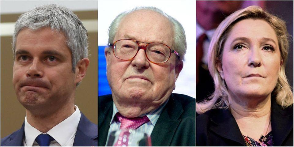 """Pour Jean-Marie Le Pen, Laurent Wauquiez """"est le leader de la droite le plus attractif pour les électeurs du FN"""""""