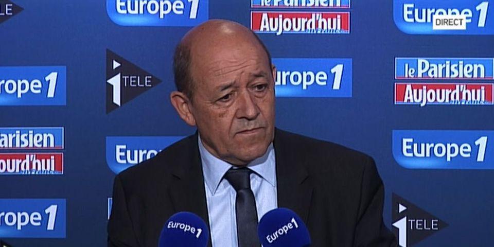 """Pour Jean-Yves Le Drian, """"la France a raté le rendez-vous des drones"""""""