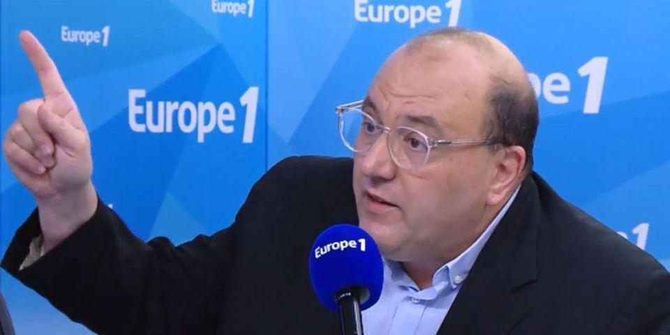 """Pour Julien Dray, son ancien protégé Emmanuel Macron, """"fasciné par lui-même"""", est un """"déserteur"""""""