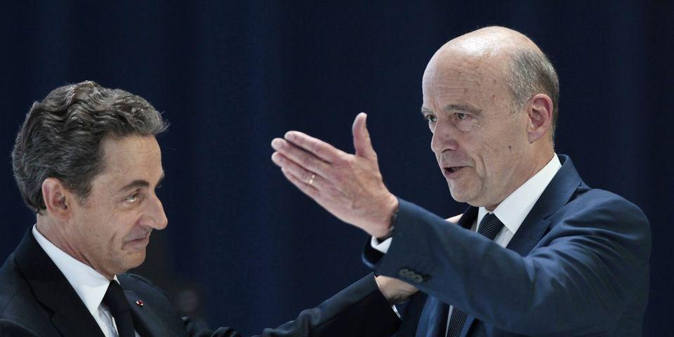 """Pour Juppé, la suspension du regroupement familial, proposée par Sarkozy, n'est """"pas une attitude humaine"""""""