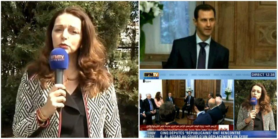 Pour justifier une reprise du dialogue avec Bachar al-Assad, Valérie Boyer fait un parallèle avec 1945
