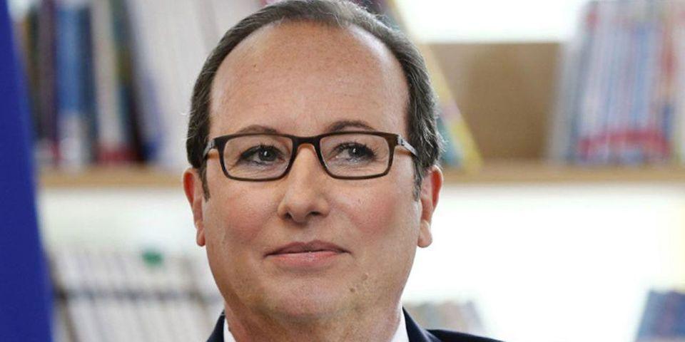 """Pour la sénatrice PS Frédérique Espagnac, """"si on fusionnait"""" Hollande et Royal, """"ils formeraient un animal politique presque parfait"""""""