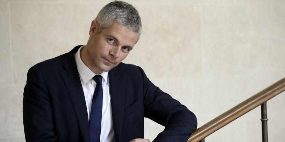 """Pour Laurent Wauquiez, """"l'ensemble des Français sont convaincus que le suffrage universel produit des hold-up"""""""