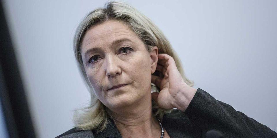 """Pour le candidat FN à la mairie de Paris, """"tous les hommes au FN sont amoureux"""" de Marine Le Pen"""