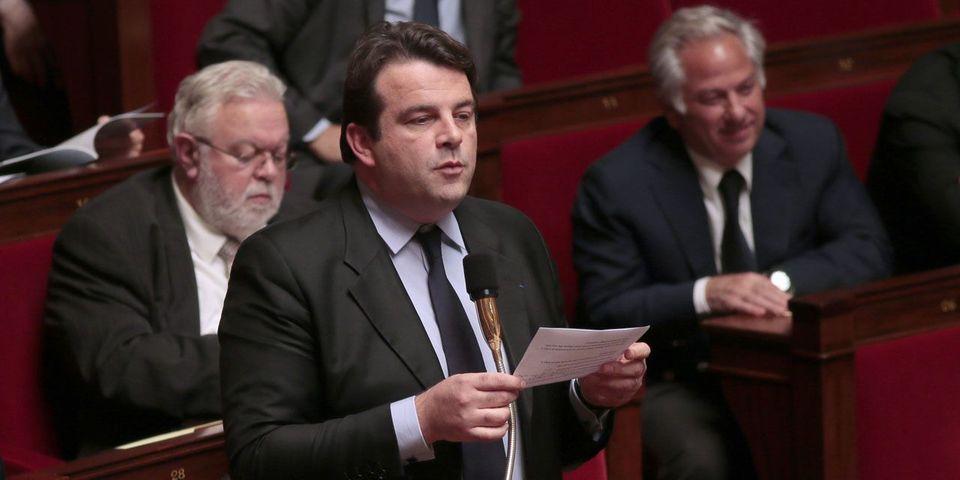 """Pour le député LR Thierry Solère, les trois parlementaires de gauche qui vont se rendre en Syrie sont """"des pieds nickelés"""""""