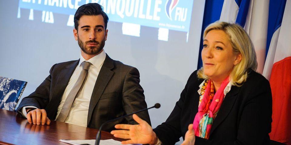 """Pour le président du Front national de la jeunesse Julien Rochedy, François Hollande et Manuel Valls sont les """"petits kapos"""" de Bruxelles"""