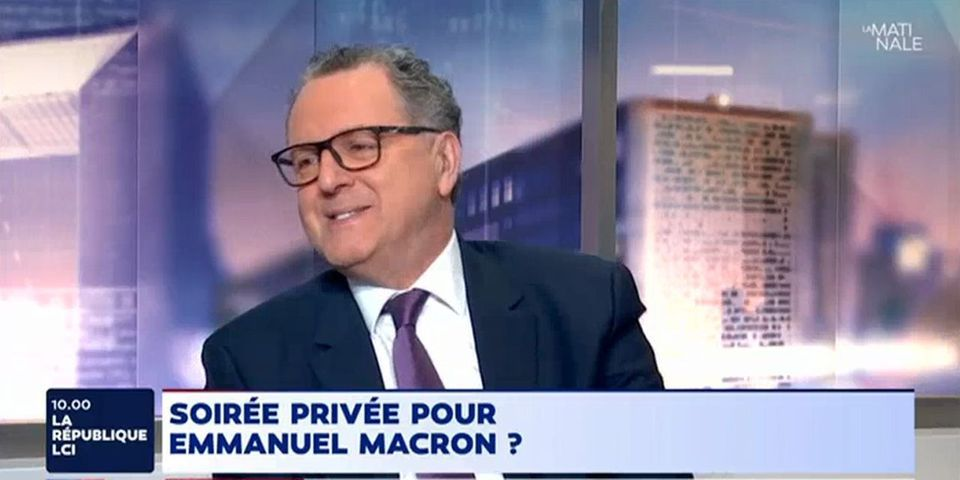 """Pour les 40 ans de Macron, Richard Ferrand lui a offert son """"amitié"""" car """"c'est le plus beau des cadeaux"""""""