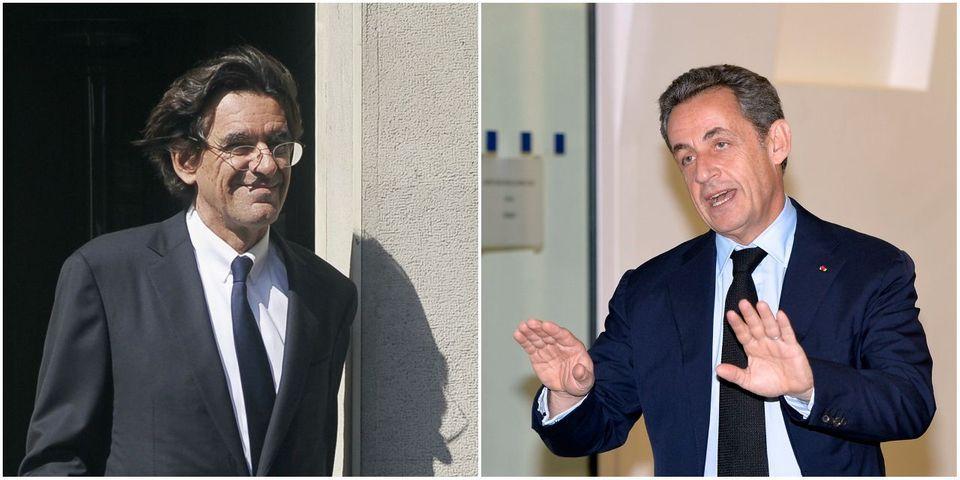 """Pour Luc Ferry, Nicolas Sarkozy est """"le moins bon"""" candidat de la droite pour battre Marine Le Pen"""
