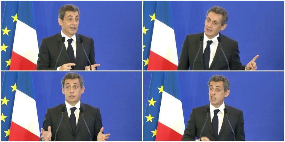 Pour lutter contre l'absentéisme scolaire, Nicolas Sarkozy reparle de supprimer les allocations