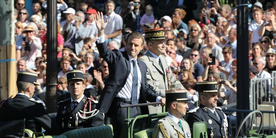"""Pour Macron, la crise avec le chef d'état-major des armées était """"une tempête dans un verre d'eau"""""""