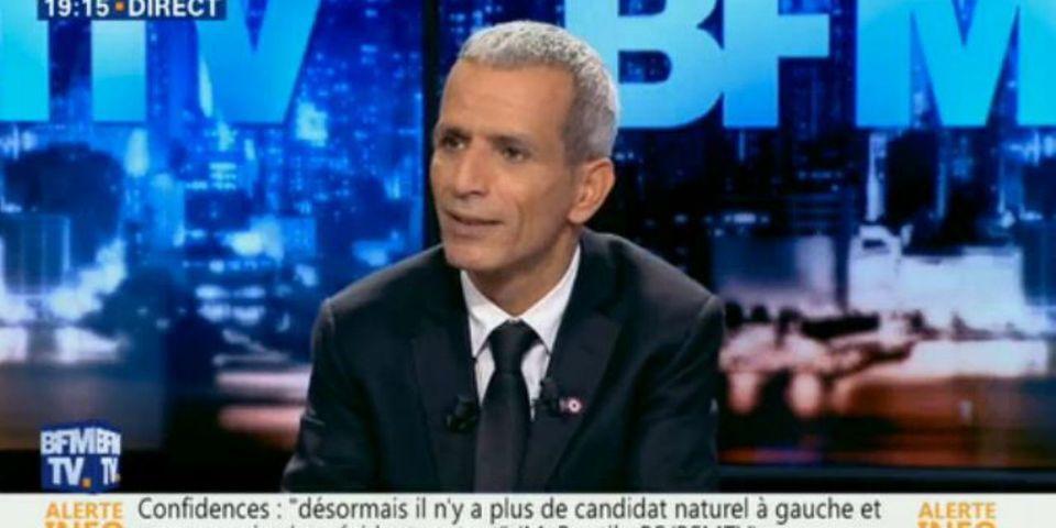 """Pour Malek Boutih, François Hollande devrait """"avoir la grandeur"""" de ne pas se représenter"""