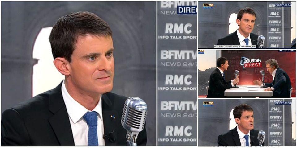 """Pour Manuel Valls, la primaire de la gauche, c'est ringard (et """"trop tôt"""" pour en parler)"""
