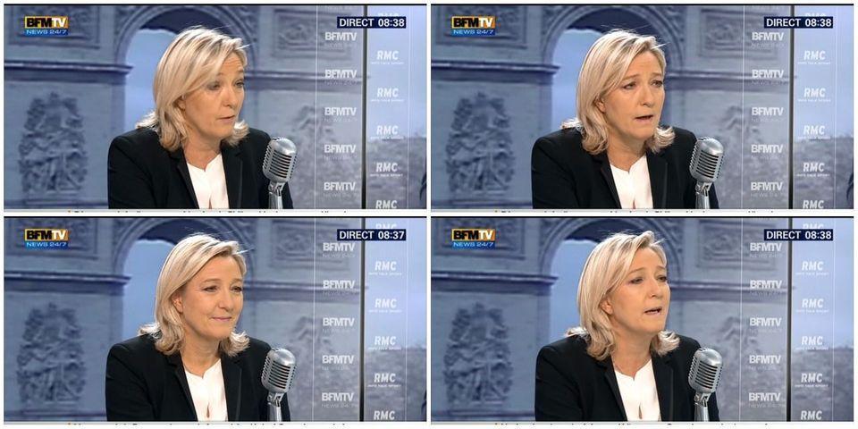 """Pour Marine Le Pen, la torture est parfois """"utile"""" sur les questions de terrorisme"""