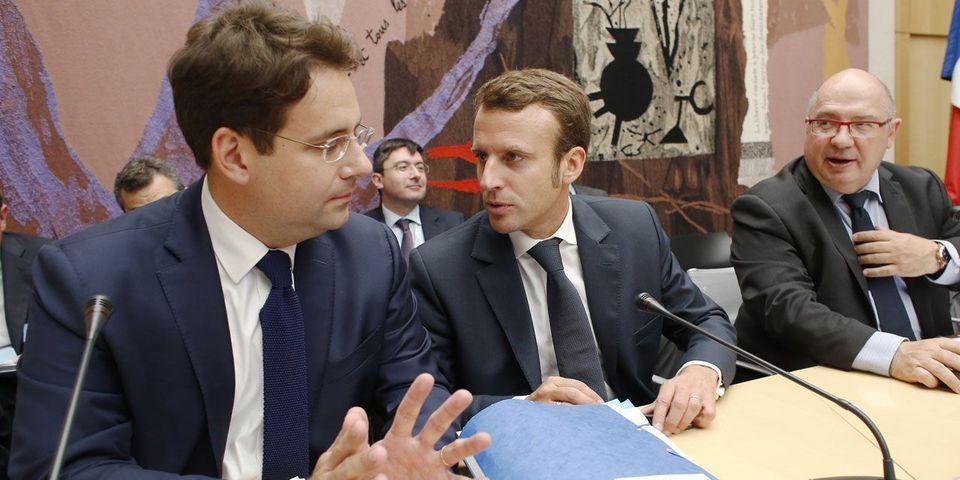 """Pour Matthias Fekl, Emmanuel Macron """"croit davantage en une forme de monarchie qu'en la démocratie"""""""