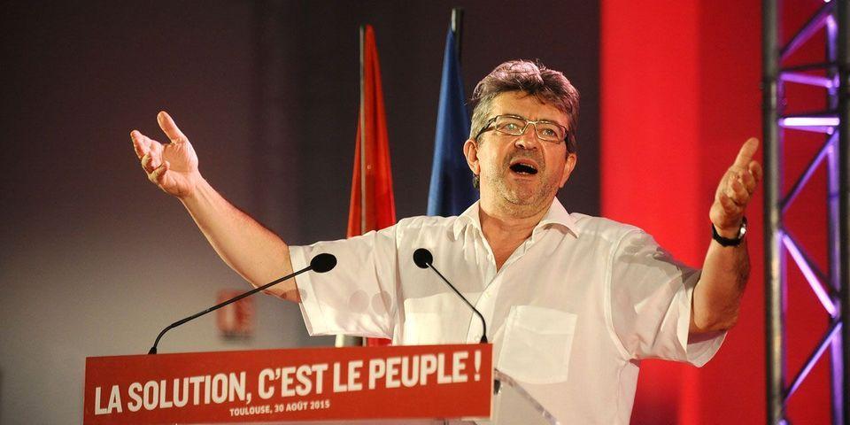 """Pour Mélenchon, les candidatures de Hamon, Montebourg, Duflot """"améliorent"""" sa """"crédibilité"""""""
