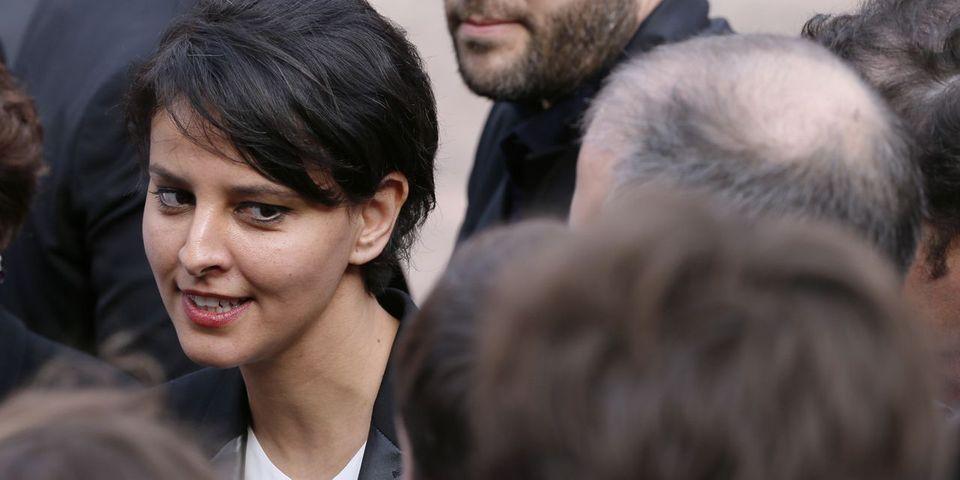 """Pour Najat Vallaud-Belkacem, Macron a fait """"plus de mal au quinquennat Hollande que Hamon le frondeur"""""""