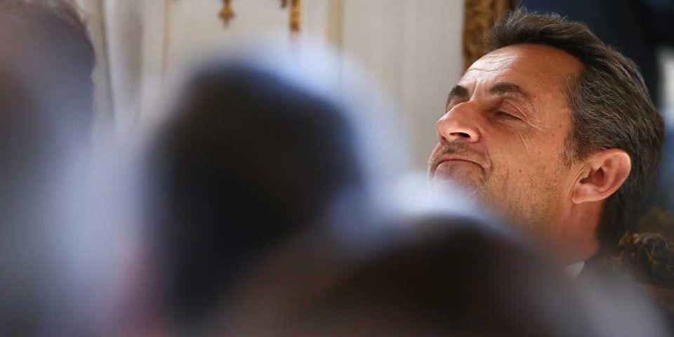 """Pour Nicolas Sarkozy, François Hollande est """"nul"""" et François Fillon est un """"loser"""""""