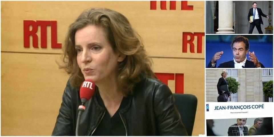 """Pour NKM, la ligne du """"ni-ni"""" à l'UMP vaudra pour les départementales, sujet le moins lu de la semaine"""