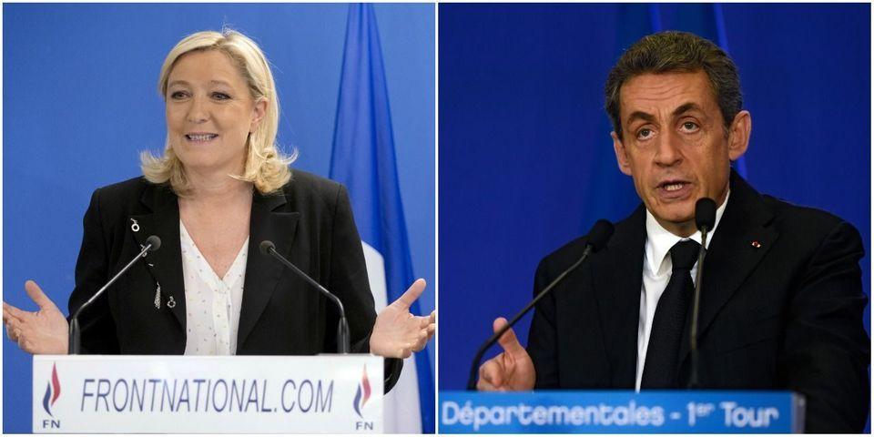 Les gagnants des départementales sont le FN au premier tour, l'UMP au second tour