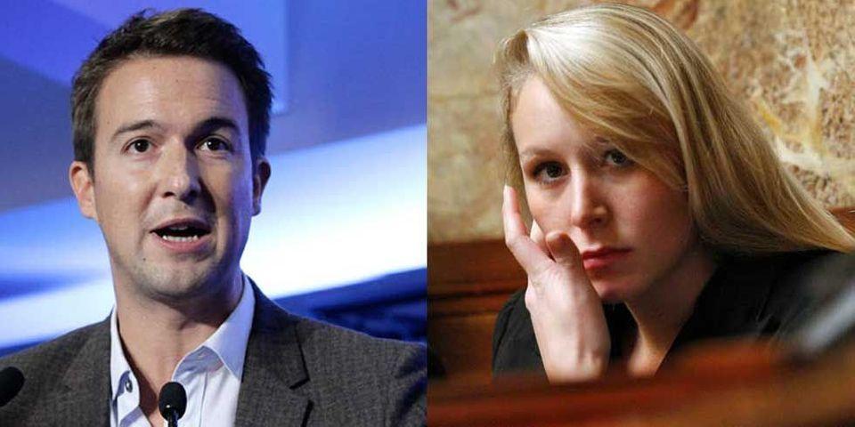 """Pour réussir son """"union des droites"""", Patrick Buisson veut rapprocher Guillaume Peltier et Marion Maréchal-Le Pen"""