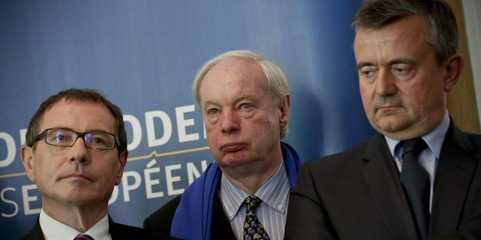 """Pour Robert Rochefort, tête de liste UDI-Modem dans le Sud-Ouest, le moteur de la campagne centriste """"tourne dans le vide"""""""