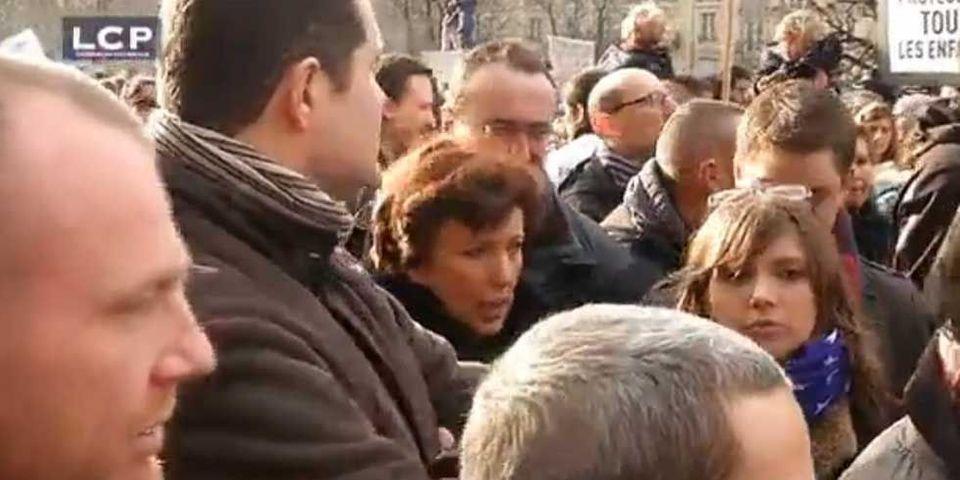 """Pour Roselyne Bachelot, on ne peut pas gagner Paris sans être """"gay-friendly"""""""