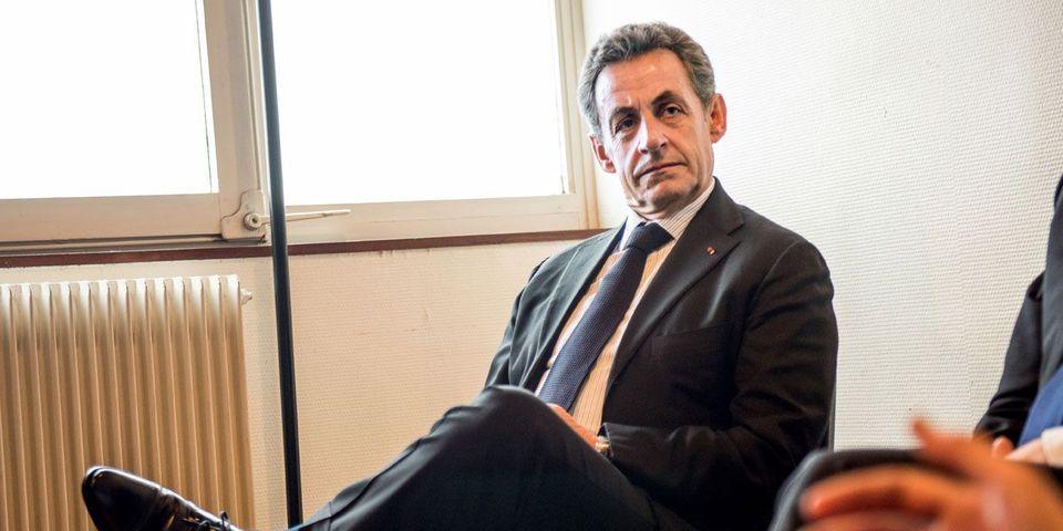"""Pour ses """"17 mensonges répétés en boucle pendant la campagne pour la présidence de l'UMP"""", Nicolas Sarkozy nommé menteur de l'année 2014"""