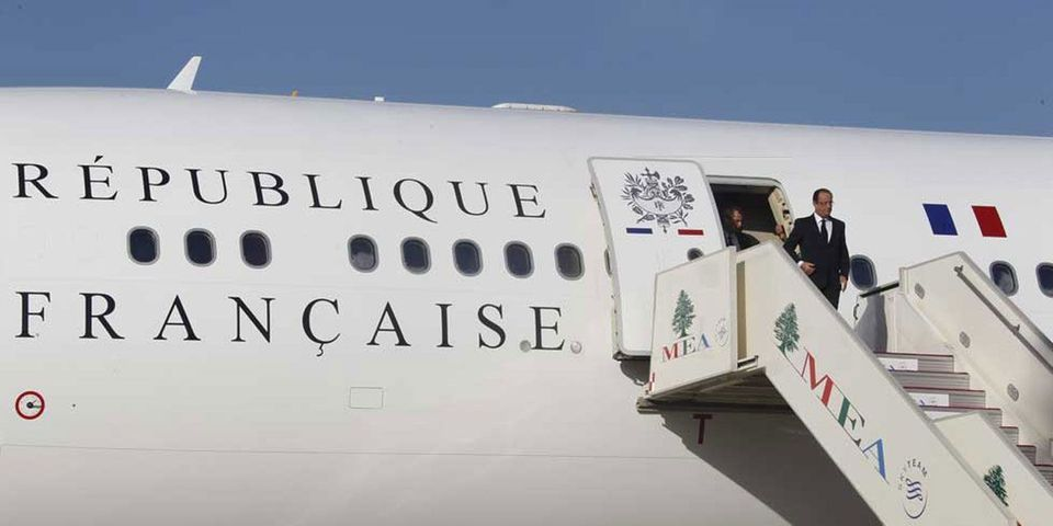 Pour voter à Tulle, François Hollande a fait l'aller-retour en Falcon à 9200€