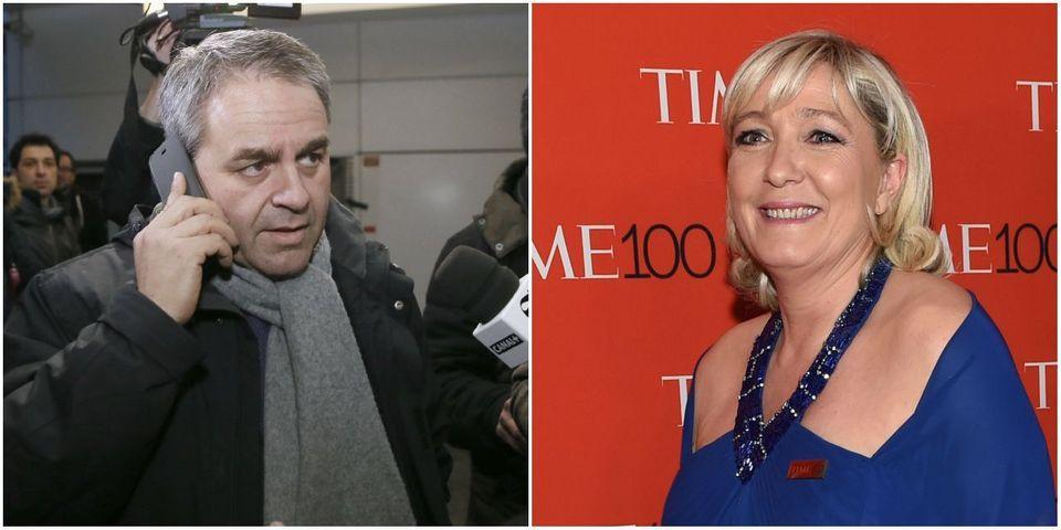 Pour Xavier Bertrand, Marine Le Pen rêve de devenir une people et d'aller aux Oscars
