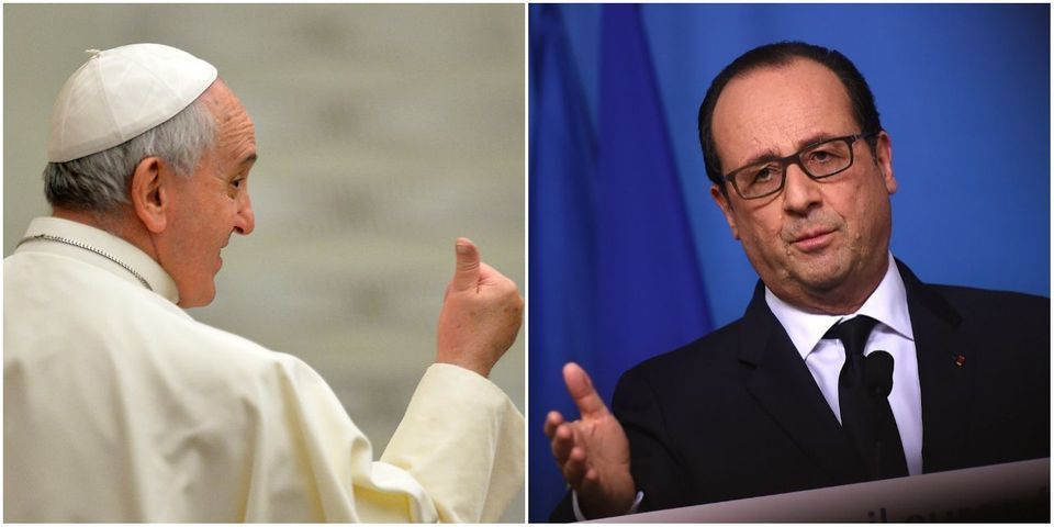 Pourquoi François Hollande devrait s'inspirer, pour ses vœux, du pape François