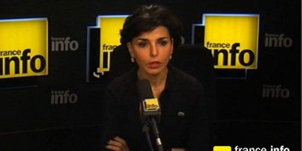 Pourquoi la campagne parisienne de NKM patine, selon Rachida Dati