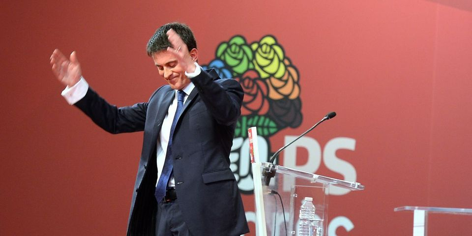 Pourquoi Manuel Valls ne s'est pas fait huer au congrès du Parti socialiste