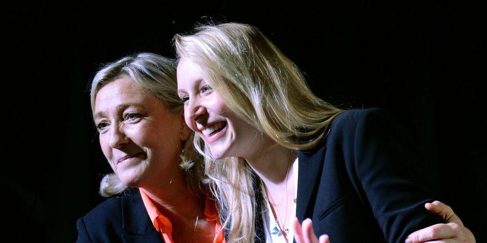 Pourquoi Marion Maréchal-Le Pen ne va pas utiliser le matériel de campagne du FN pour sa campagne en PACA