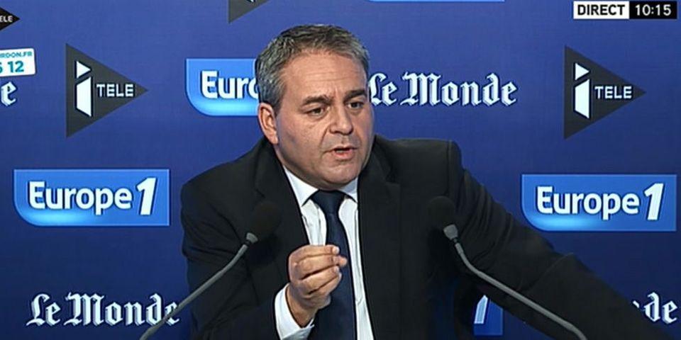 Pourquoi Xavier Bertrand ne discute plus avec Nicolas Sarkozy