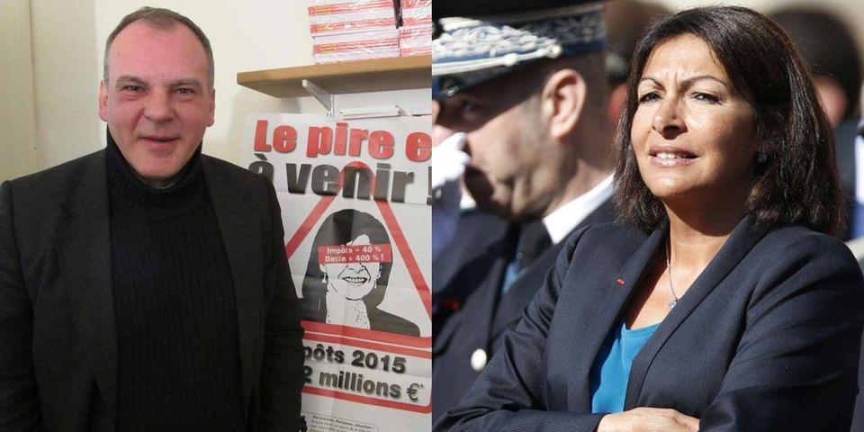 Poursuivie pour diffamation, Anne Hidalgo gagne son procès contre Nicolas Miguet