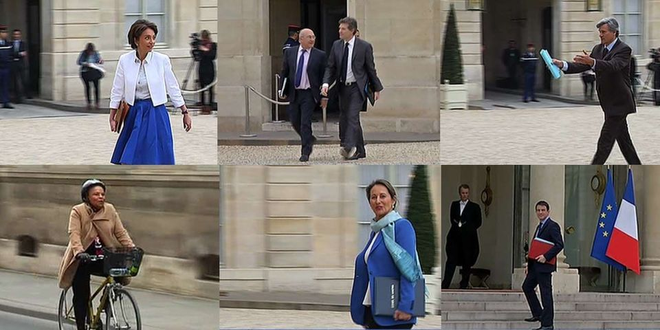 Premier conseil des ministres du gouvernement Valls