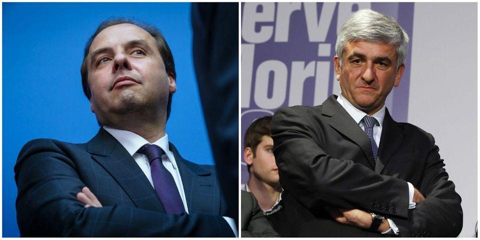 Présidence de l'UDI : Jean-Christophe Lagarde et Hervé Morin qualifiés pour le second tour