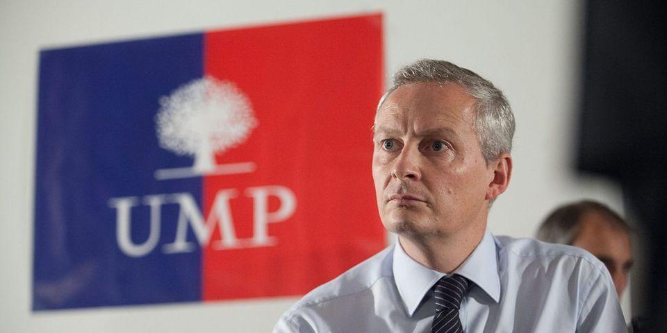 Présidence de l'UMP : Bruno Le Maire dans le viseur de Nicolas Sarkozy et Brice Hortefeux