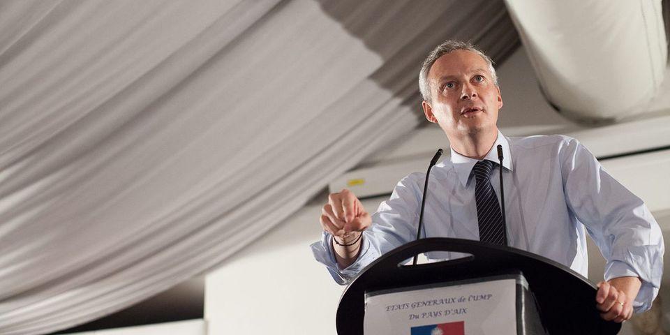 """Présidence de l'UMP : Bruno Le Maire va chercher """"chaque électeur à la pince à épiler"""""""