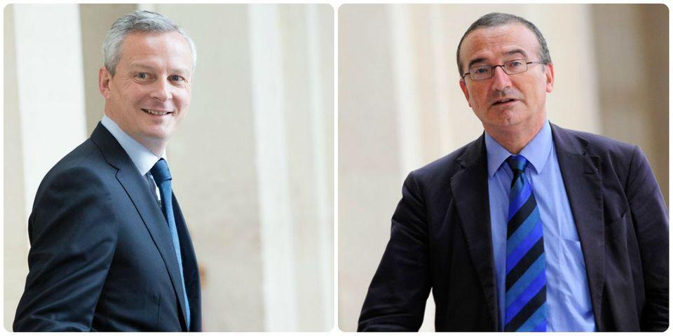 Présidence de l'UMP : Mariton et Le Maire réclament des résultats par département, la Haute autorité refuse