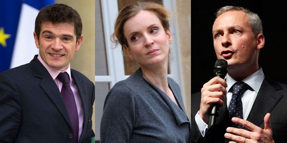 Présidence de l'UMP : NKM, Apparu, Le Maire... les nouveaux champions de Nicolas Sarkozy
