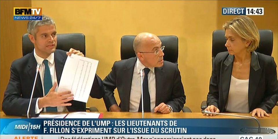 Les partisans de Fillon assurent avoir gagné de 26 voix