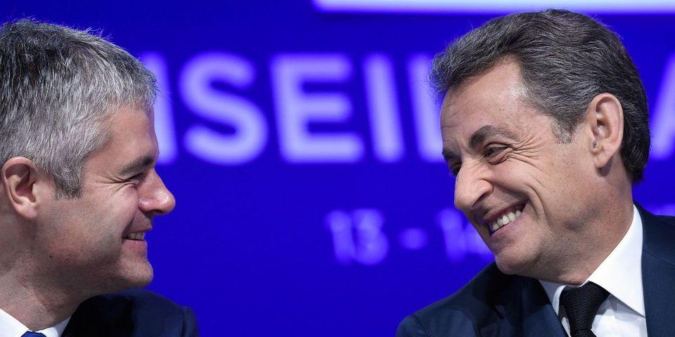 """Présidence de LR : Laurent Wauquiez ne souhaite pas """"nécessairement"""" que Nicolas Sarkozy le soutienne"""