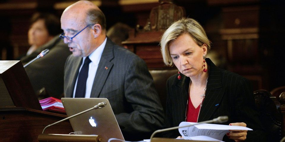 Présidence de LR : Virginie Calmels rejoint Laurent Wauquiez avec l'aval d'Alain Juppé