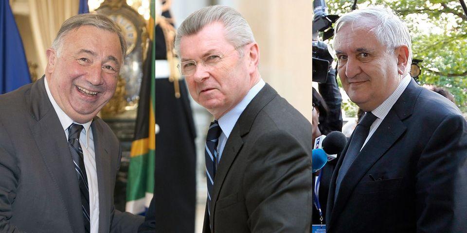 Présidence du Sénat : trois hommes sur les rangs à l'UMP