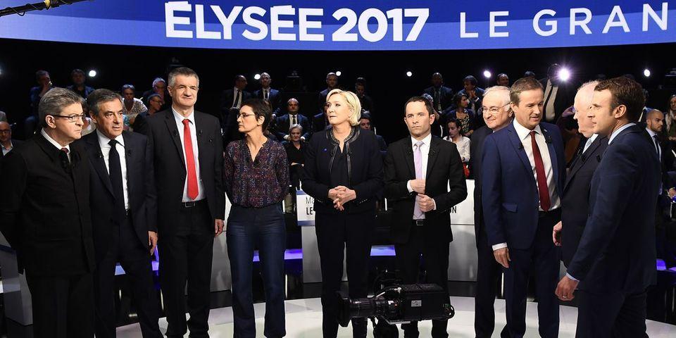 Présidentielle : France 2 enterre l'idée d'un débat avec les 11 candidats avant le premier tour