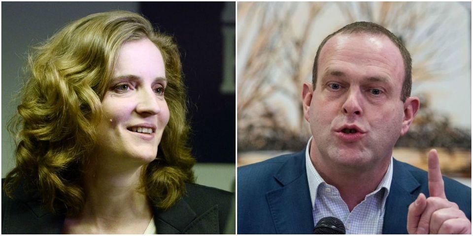 Primaire de la droite : l'incompréhensible demande de parrainage de NKM au maire FN Steeve Briois