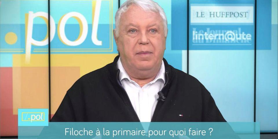 """Primaire : même si Gérard Filoche a ses parrainages, il envisage de se retirer """"en tout dignité"""" au profit de Montebourg ou Hamon"""