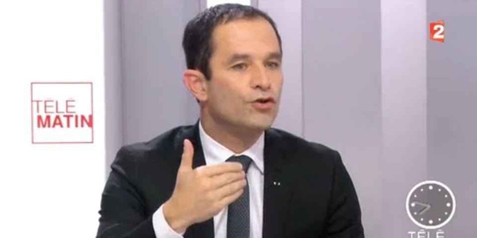 Primaire PS : Hamon minimise le soutien de Christian Paul à Montebourg et se revendique candidat des frondeurs
