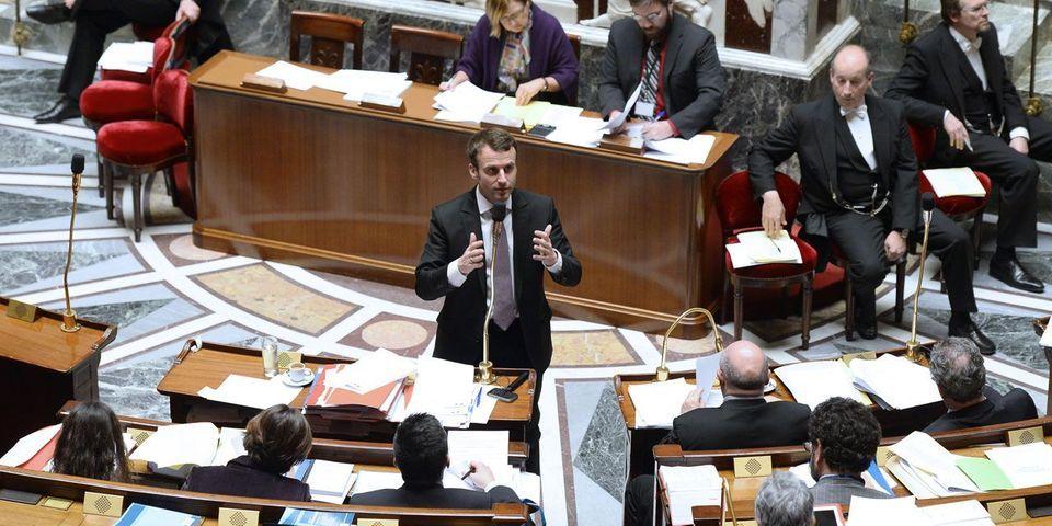 """Privés de temps de parole, des députés PS jugent """"scandaleuses"""" les conditions d'examen de la fin de la loi Macron"""